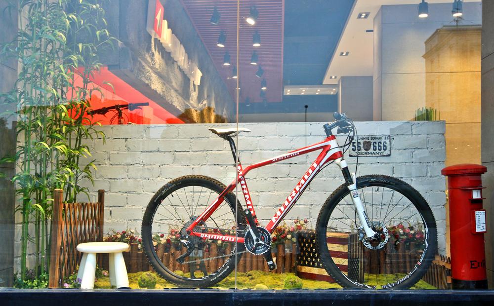 自行车专卖店